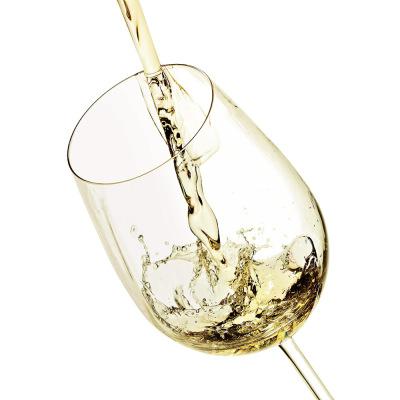 Overzicht van onze witte wijnen