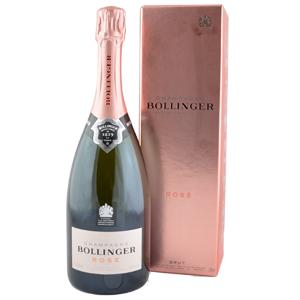Champagne Bollinger Brut rosé